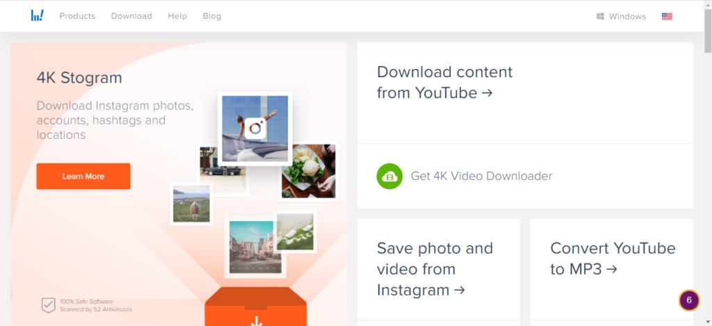 4K Video Downloader Software - Official Website