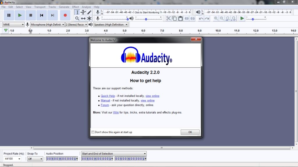 Audacity - Best Free Audio Editing Software