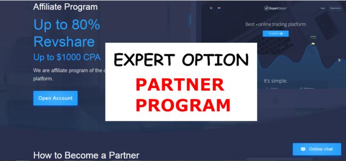 Expert Option Partner Program