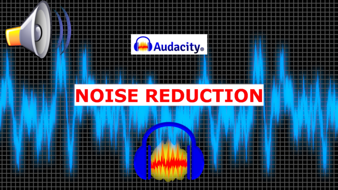 Audacity Noise Reduction - How to Remove Noise