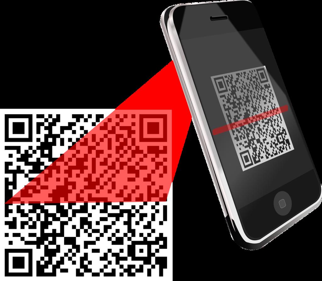 QR Code Scanning via Smartphone