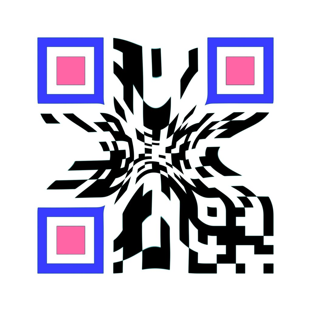 QR Code & Barcode Style