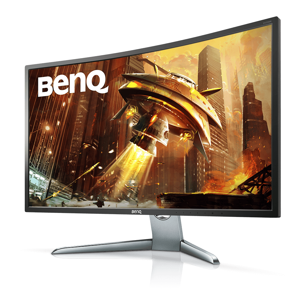 BenQ EX3200R Curved Gaming Monitor