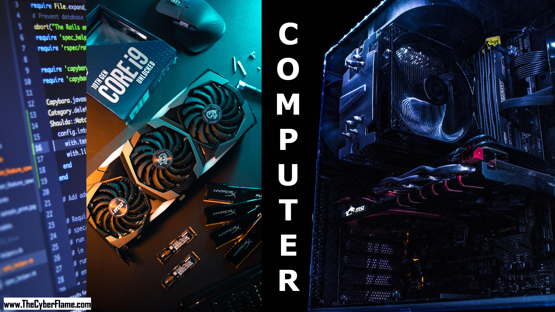 What is a Computer? - Fully Explained Everything You Need to Know | Beginners' Guide - All Parts of a Computer PC Components