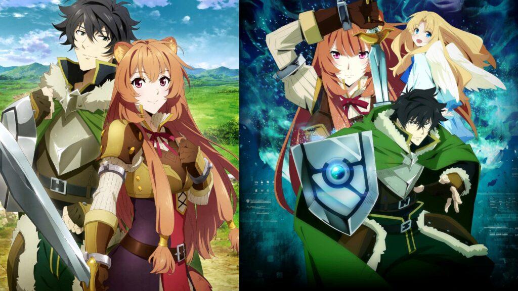 The Rising of the Shield Hero Anime Raphtalia, Filo, and Naofumi Iwatani Photos - A Brief Explanation