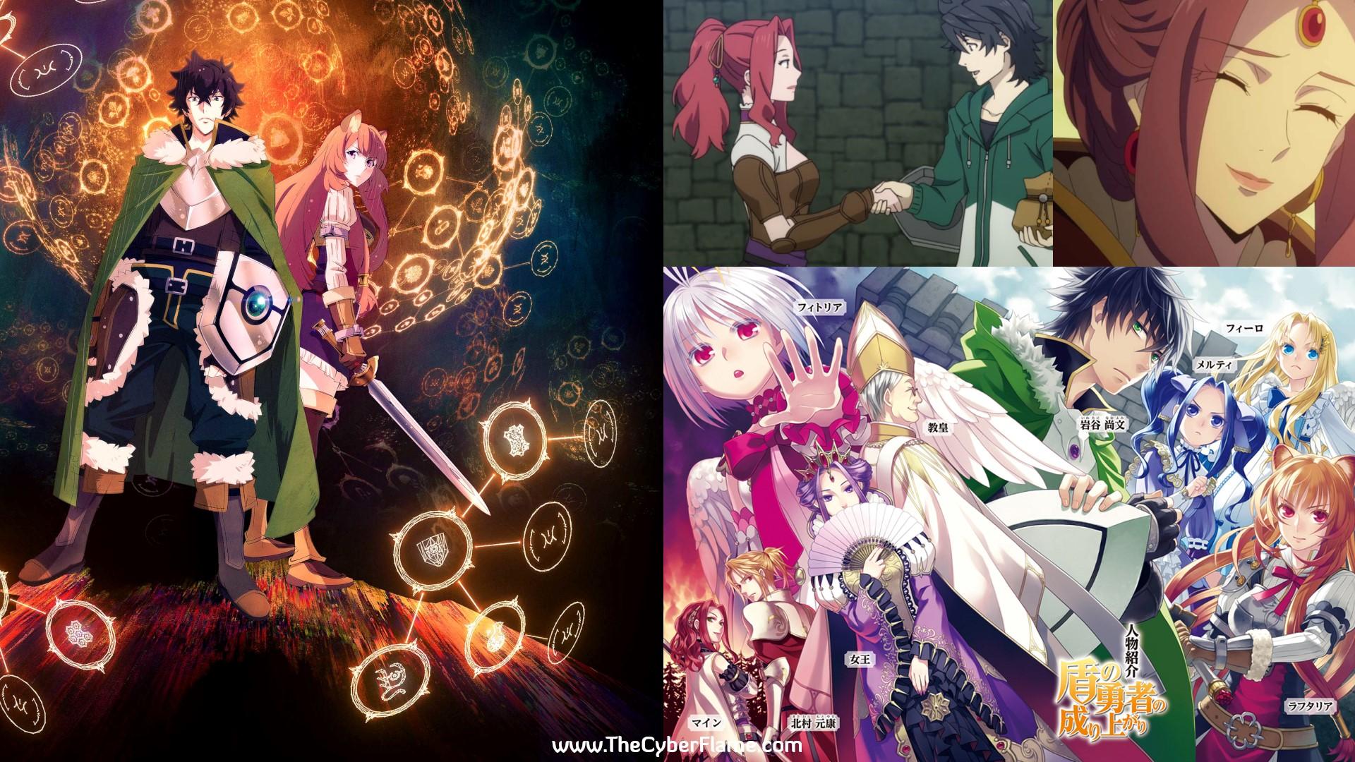 The Rising of the Shield Hero Anime - Tate no Yuusha no Nariagari
