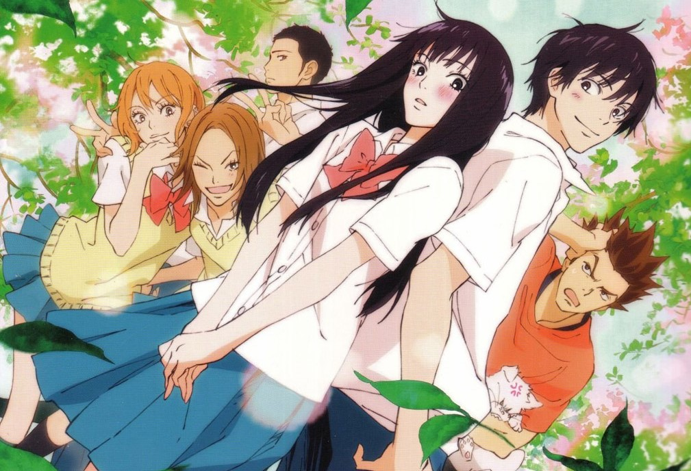 Kimi ni Todoke (2009) - From Me to You. Coming-of-age story, Shōjo manga, Slice of life Love Anime Romance
