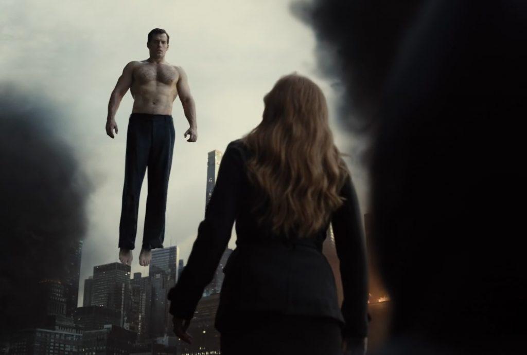 Zack Snyder's Justice League 2021 Superman meets Lois Lane, after Revival